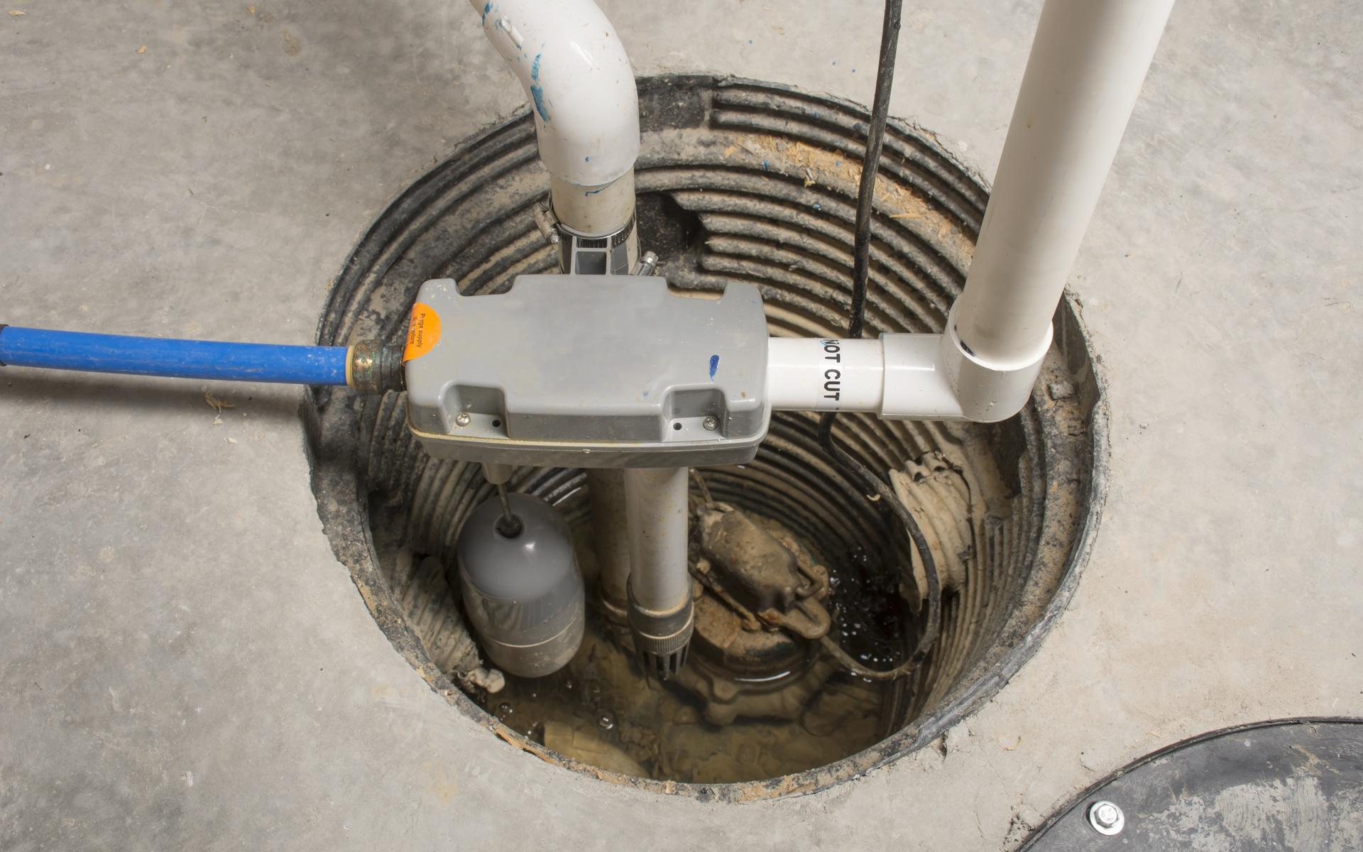 Edmonton Sump Pump